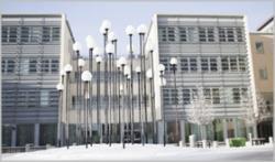Zamrażanie wolności słowa: Högskola Väst w Trollhättan, Sweden. (Zdjęcie: University West)