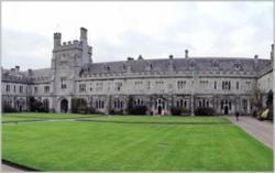 University College Cork w Irlandii. (Zdjęcie: Bjørn Christian Tørrissen/Wikimedia Commons)