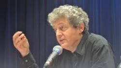 Georges Bensoussan, wybitny historyk żydowski pochodzący z rodziny Żydów marokańskich, ekspert w dziedzinie historii Żydów w krajach arabskich. (Zdjęcie: Jusqu'au dernier video screenshot)