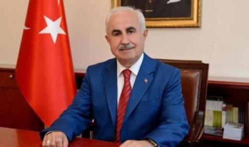 Gubernator Edirne, Dursun Sahin. Źródło: Cumhuriyet, Hurriyet, 22 listopada 2014.
