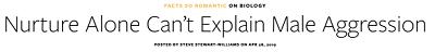 http://nautil.us/blog/nurture-alone-cant-explain-male-aggression