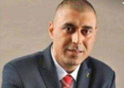 Mohammad Massad, reprezentujący Organizację Palestyńskich Robotników przedstawił petycję państwu Izrael, by nie pozwolić przywódcom AP na zdefraudowanie tych funduszy. (Facebook)