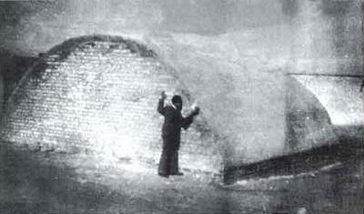 Masowy grób żydowskich ofiar pogromu w Bagdadzie w czerwcu 1941 roku. (Zdjęcie: Wikipedia.)
