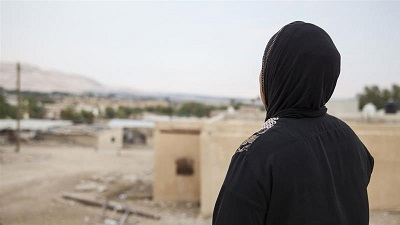 Palestyńskie kobiety i organizacje praw człowieka są obiektem ataków Hamsu i innych islamskich grup oraz osobistości za ich poparcie propozycji nowej ustawy o ochronie rodziny. Ich zdaniem kryminalizacja bicia i mordowania kobiet jest bezspornym naruszeniem islamskiego nauczania i islamskich wartości. (Zdjęcie: Tessa Fox/Al Jazeera)
