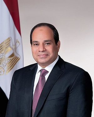 Abdul Fattahal-Sisi (Wikipedia.)