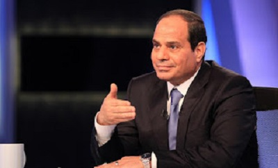 Prezydent Egiptu El-Sisi