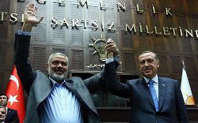 Turcja, kraj NATO finansujący i zbrojący Hamas i po cichu współpracujący z ISIS.
