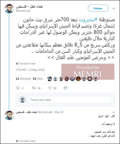 Tweet Emada Akli