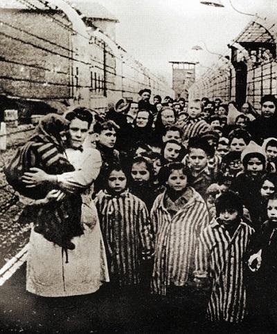 Wyzwolenie obozu Auschwitz-Birkenau