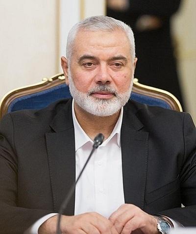 Organizacje Hamas i Ludowy Front Wyzwolenia Palestyny odrzuciły wszystkie porozumienia podpisane między Izraelem a OWP, włącznie z Porozumieniami z Oslo. Niemniej te grupy terrorystyczne nie mają problemu stając do wyborów organizowanych pod parasolem Porozumień z Oslo. Na zdjęciu: Przywódca Hamasu, Ismail Hanija, (Zdjęcie: Wikipedia)