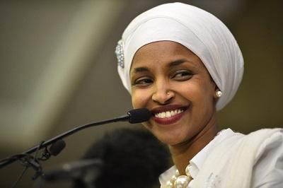 Ilhan Omar (Zdjęcie: Wikipedia)