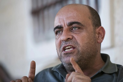 Nizar Banat, rzekomy aktywista praw człowieka, był zwolennikiem dyktatury Assada Zdjęcie: Nasser Nasser / AP