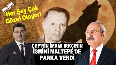 16 grudnia władze miejskie Stambułu pod rządami głównej opozycyjnej partii Turcji, Republikańskiej Partii Ludowej (CHP), nazwały park w dzielnicy Stambułu, Maltepe, parkiem Hüseyina Nihala Atsıza, rasistowskiego antysemity i jednego z najbardziej znanych sympatyków niemieckiego nazizmu w Turcji. Na zdjęciu: plakat zachęcający do udziału w uroczystości przemianowania nazwy parku (Twitter).