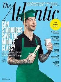 "Magazyn ""The Atlantic"", maj 2015"