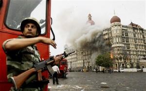 Zamach terrorystyczny w Mumbaju w listopadzie 2008 r., 164 zabitych. Photo: provided.