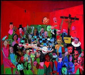 Maciej Świeszewski, Anathomy of the Puppet (1989)