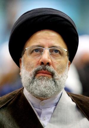 Kolejny prezydent Iranu, Ebrahim Raisi, jest znany w swoim kraju jako \