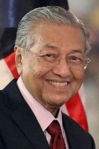 Powiedzieć o nim anbtysemita to mało. Były premier Malezji Mahathir Mohammad (Zdjęcie: Wikipedia)