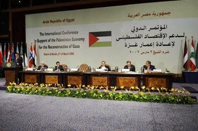 2009 r., Szarm El-Szejk, Egipt, konferencja nadzwyczajna darczyńców na rzecz Palestyńczyków [Image Source]