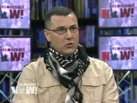 Oszczerca Omar Barghouti