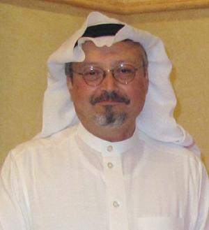 Dżamal Chaszokdżi (Zdjęcie: Wikipedia)