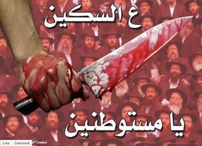 Palestyński mem, popularyzowany za pośrednictwem Facebooka.
