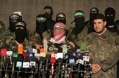 Angielskojęzyczne konferencje Hamasu traktują nieodmiennie o \
